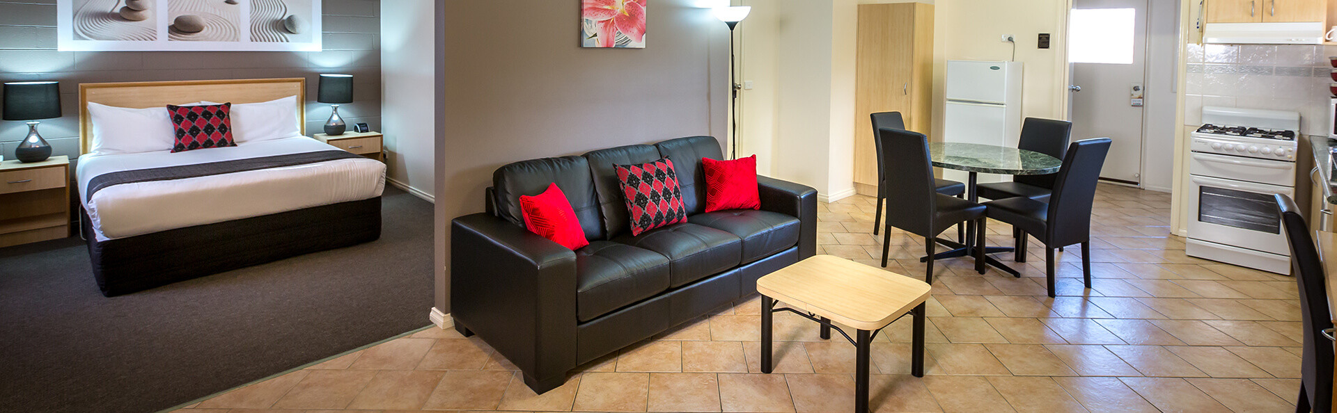 Comfort Inn King Avenue & Suites Motel Big Room